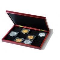 Коробка Volterra Uno Quadrum XL для 12 монет, Leuchtturm HMKQ67S