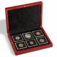 Коробка Volterra Quadrum 6 для монет, Leuchtturm