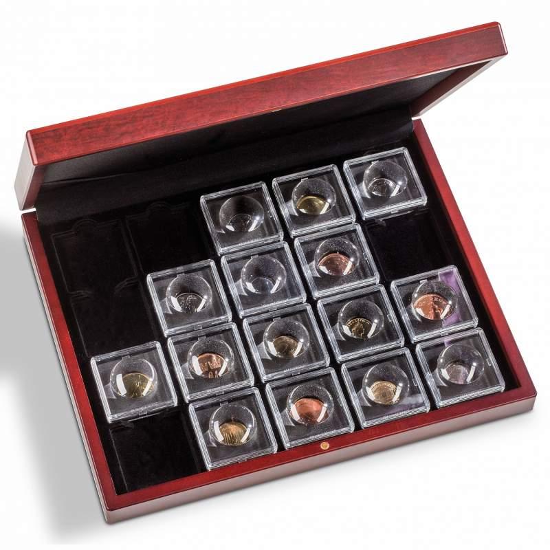 Коробка Volterra Magnicaps 20 для монет, Leuchtturm