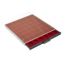 Бокс монетный c планшетом для монет в капсулах 30,5 мм. Leuchtturm MB CAPS 24,5