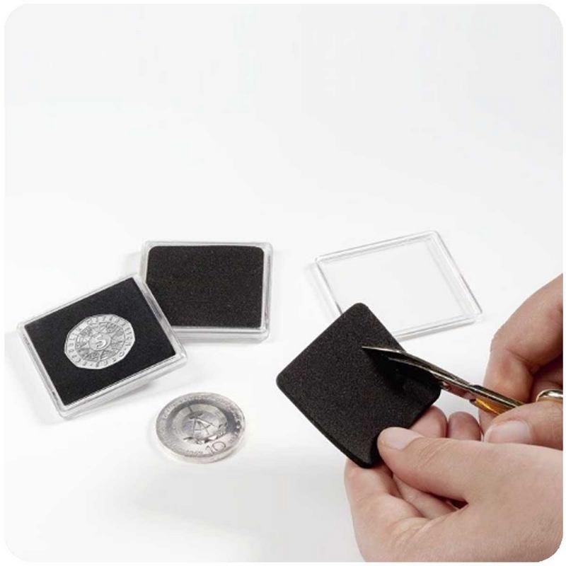Капсула для монет X без отверстия, Leuchtturm QUADRUM