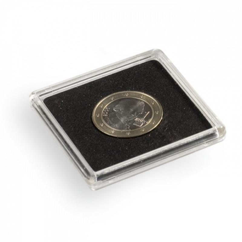 Капсула для монет 24 мм, Leuchtturm QUADRUM