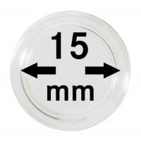 Капсула для монет 15 мм, Lindner