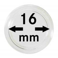 Leuchtturm CAPS 16 - Капсула для монет 16 мм
