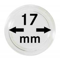 Капсула для монет 17 мм, Lindner