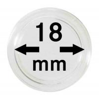 Leuchtturm CAPS 18 - Капсула для монет 18 мм