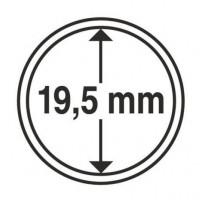 Leuchtturm CAPS 19.5 - Капсула для монет 19.5 мм