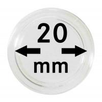 Leuchtturm CAPS 20 - Капсула для монет 20 мм