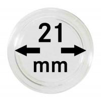 Капсула для монет 21 мм, Lindner