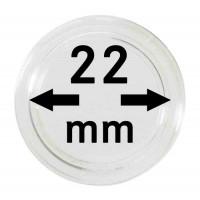 Капсула для монет 22 мм, Lindner