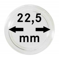 Leuchtturm CAPS 22.2 - Капсула для монет 22.5 мм