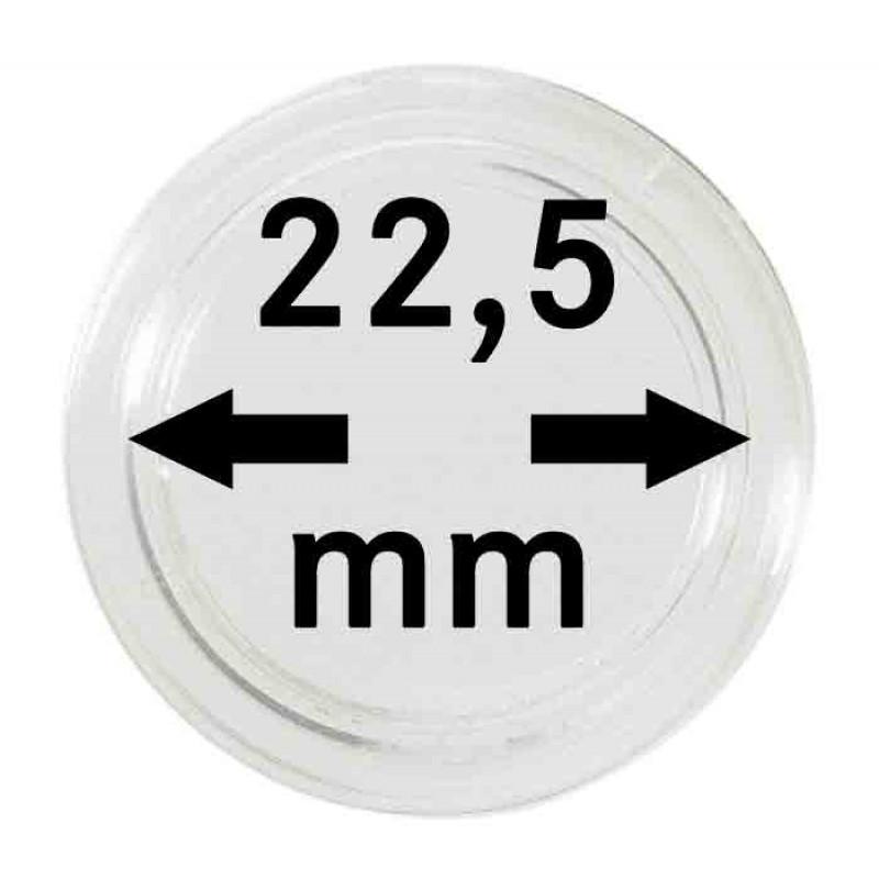 Капсула для монет 22.5 мм, Leuchtturm #320006