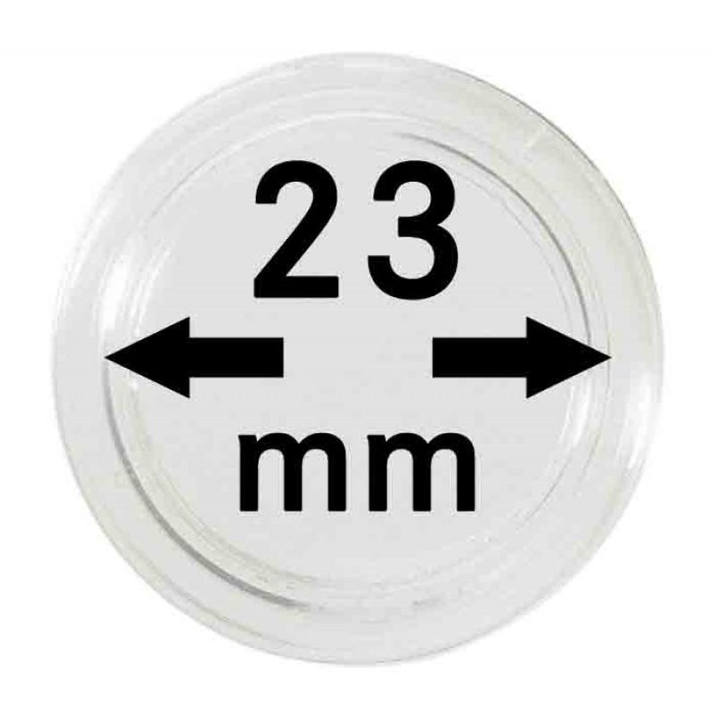 Капсула для монет 23 мм, Россия