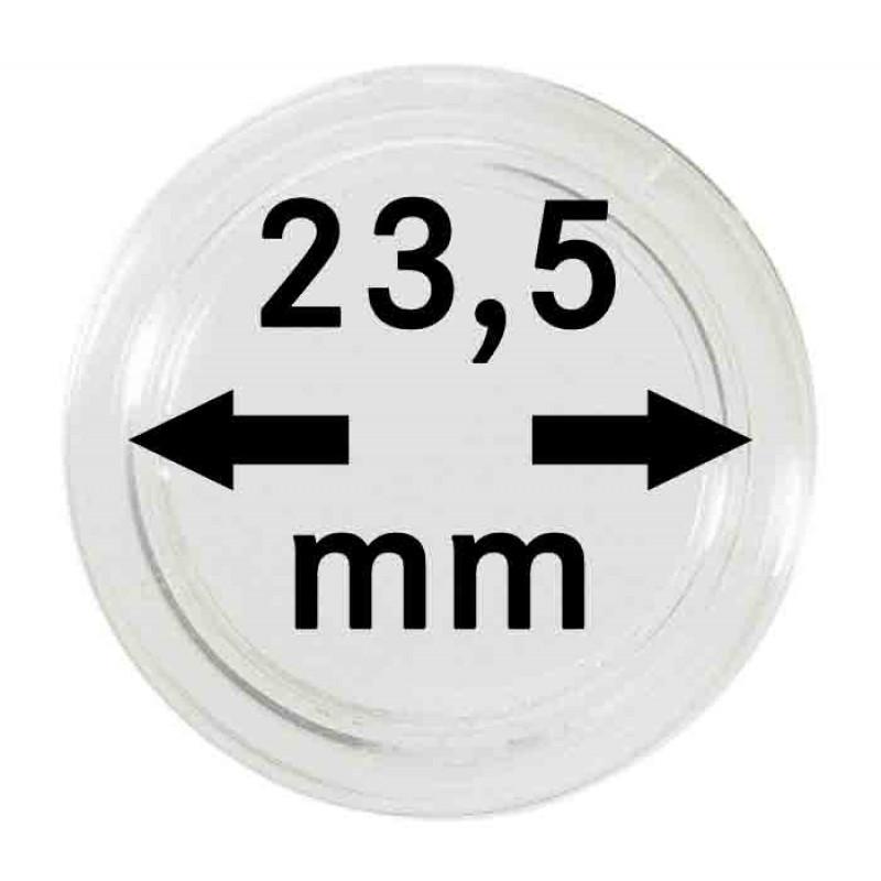 Капсула для монет 23.5 мм, Lindner