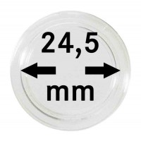 Капсула для монет 24.5 мм, Lindner