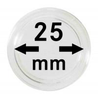 Капсула для монет 25 мм, Leuchtturm