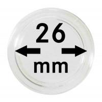 Капсула для монет 26 мм, Leuchtturm