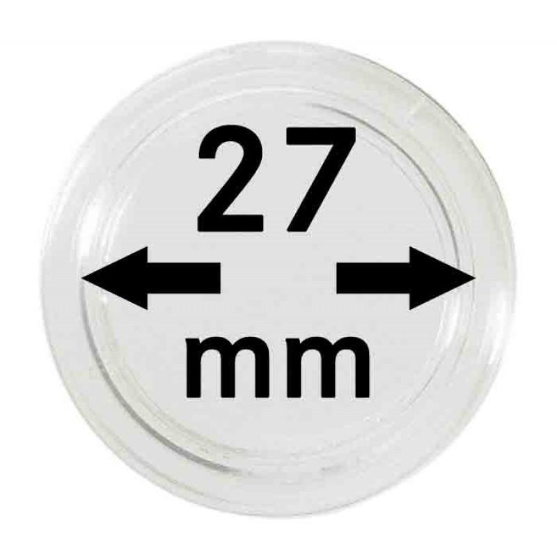 Капсула для монет 27 мм, Leuchtturm