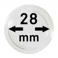 Капсула для монет 28 мм, Leuchtturm