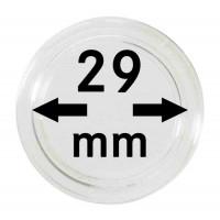 Капсула для монет 29 мм, Lindner