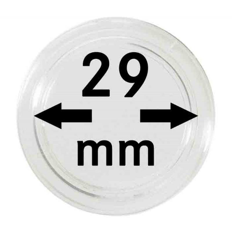 Капсула для монет 29 мм, Leuchtturm