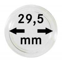 Капсула для монет 29.5 мм, Lindner