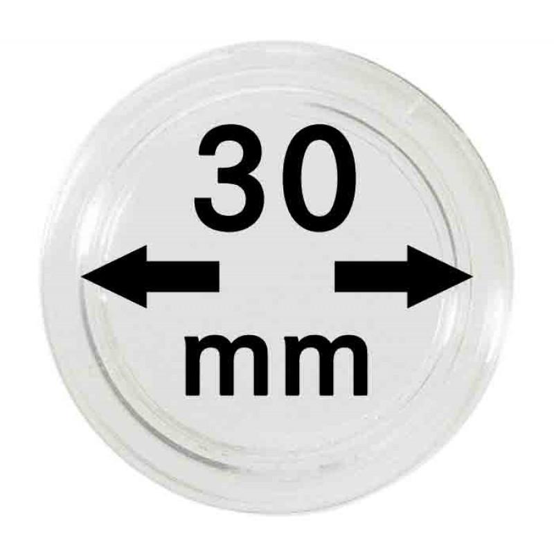Капсула для монет 30 мм, Россия