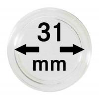 Капсула для монет 31 мм, Lindner