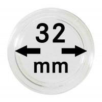 Капсула для монет 32 мм, Lindner