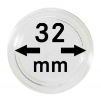 Капсула для монет 32 мм, Leuchtturm
