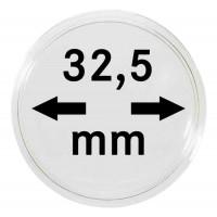 Капсула для монет 32,5 мм, Lindner