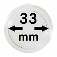 Капсула для монет 33 мм, Leuchtturm