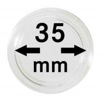 Капсула для монет 35 мм, Lindner