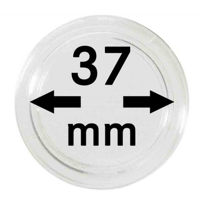 Капсула для монет 37 мм, Lindner