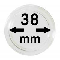 Капсула для монет 38 мм, Lindner