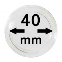 Капсула для монет 40 мм, Leuchtturm