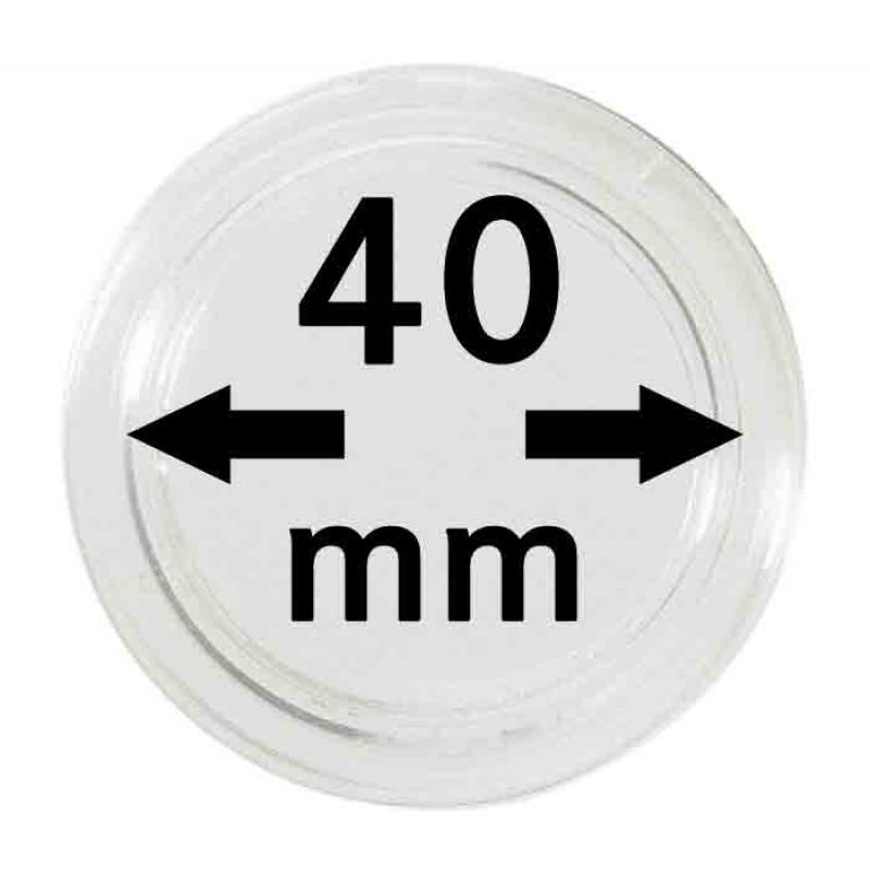 Капсула для монет 40 мм, Китай