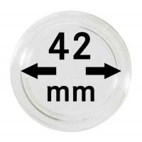 Капсула для монет 42 мм, Lindner