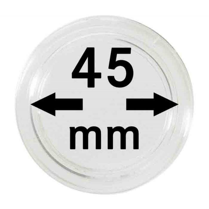 Капсула для монет 45 мм, Lindner