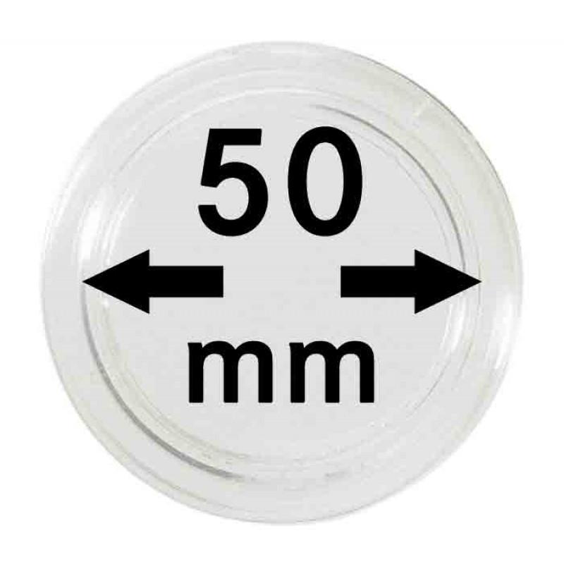 Капсула для монет 50 мм, Lindner
