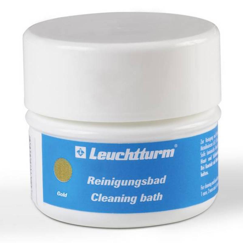 Средство для чистки золотых монет, Leuchtturm