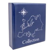 Альбом для монет «Collection», без листов, ПВХ, ватировка