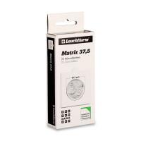 Leuchtturm Matrix 37.5 - Холдеры самоклеящиеся для монет, 37.5 мм, упаковка 25 штук