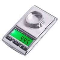 Весы цифровые карманные mini Digital SCALE 100/0.01