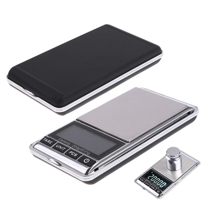 Весы цифровые карманные Digital SCALE 200/0.01