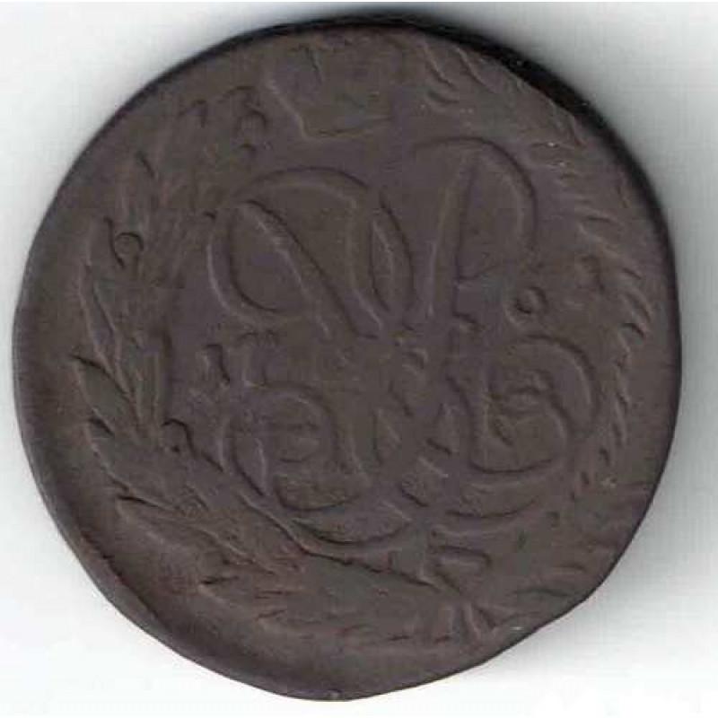 2 КОПЕЙКИ 1761 F