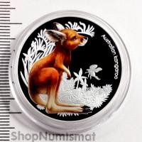 50 центов 2010 Кенгуренок, Австралия, Proof (Unc) [19]