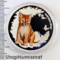 50 центов 2011 Щенок собаки Динго, Австралия, Proof (Unc) [146]
