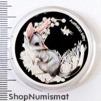 50 центов 2011 Билби - кроличий бандикут, Австралия, Proof (Unc) [154]