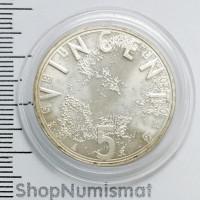5 евро 2003 150 лет со дня рождения Винсента ван Гога, Aunc [45]